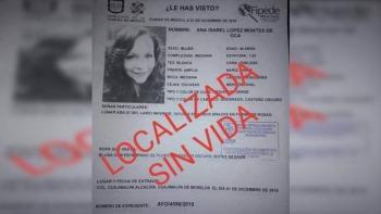 En Cuajimalpa, la casa donde presuntamente asesinaron a Ana López Montes de Oca