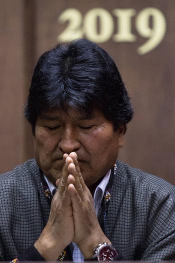 Evo Morales estaría ya en Cuba en viaje temporal para una consulta médica