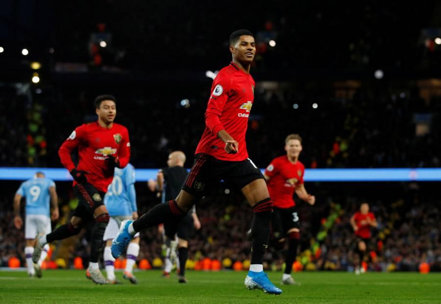"""Manchester United hace la """"diablura"""" y se lleva el derbi ante el City"""