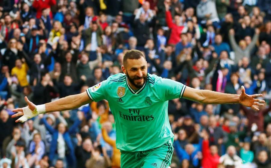 Real Madrid gana sin problema al Espanyol