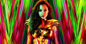 "Lanzan primer teaser de ""Wonder Woman 1984"""