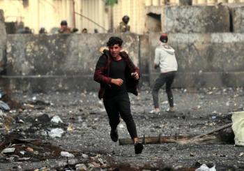 Ataque a manifestantes deja 20 muertos en Bagdad