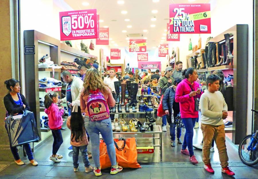 En 8 años, ventas del Buen Fin crecen 196%: Ceesp