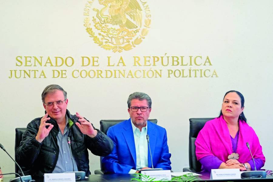 Senado y SRE rechazan la supervisión de EU en México