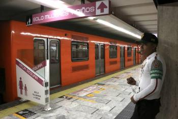Baja 33% recolección de basura en el Metro