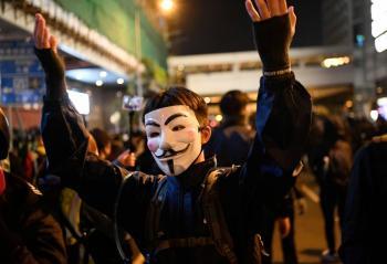 Hong Kong cumple seis meses de protestas