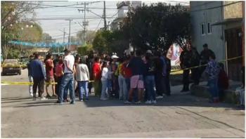 Joven es baleado por policía en Tláhuac y muere
