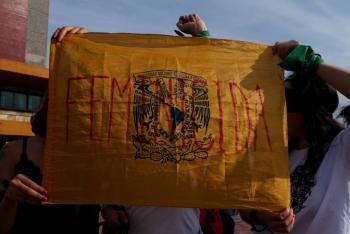 Académicas exigen justicia al rector