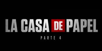 """Netflix anuncia fecha de estreno de la cuarta temporada de """"La Casa de Papel"""""""