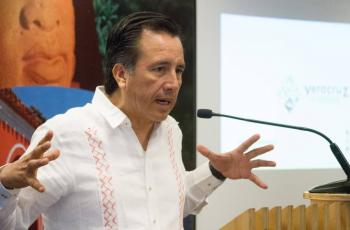 Cuitláhuac García pide préstamo para gastos de fin de año