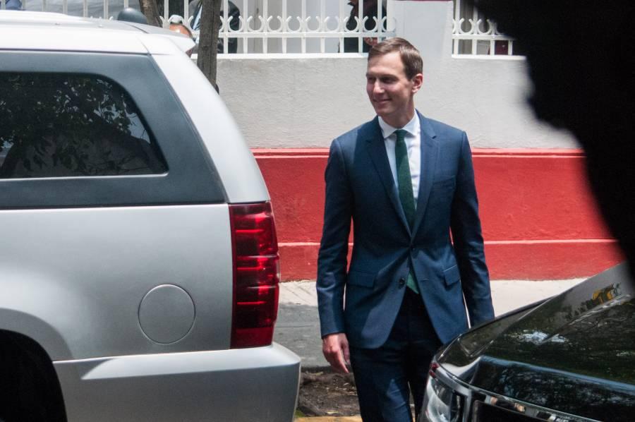 Jared Kushner llegará a México para negociación del T-MEC