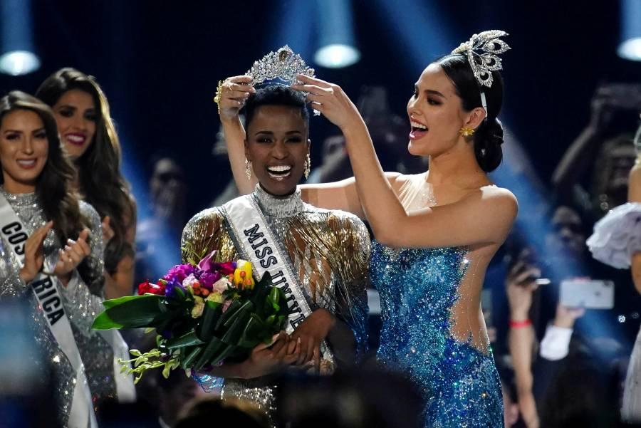 Esta es Zozibini Tunzi, la deslumbrante nueva Miss Universo sudafricana