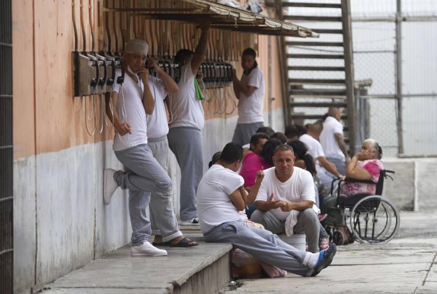 Certifican 100 prisiones mexicanas a nivel mundial