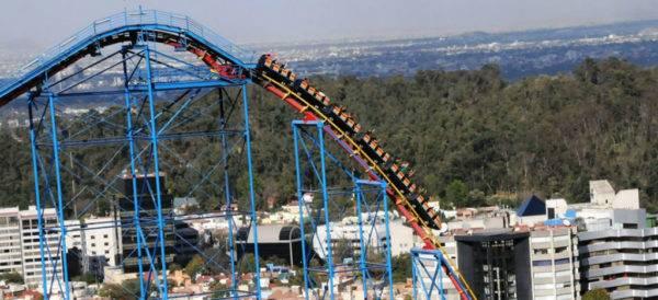 Aclara SSC CDMX que no hubo personas atrapadas en juego de Six Flags
