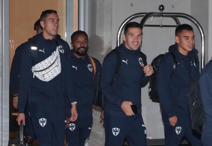 Rayados llega a Qatar para el Mundial de Clubes