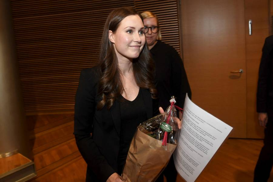 Finlandia elige a primera ministra más joven del mundo