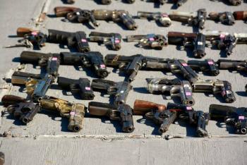 Gobierno y UE acuerdan parar el flujo de armas