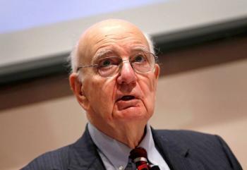 Fallece Paul Volcker, expresidente del Banco Central de EU
