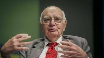 Muere el expresidente de la Fed Paul Volcker