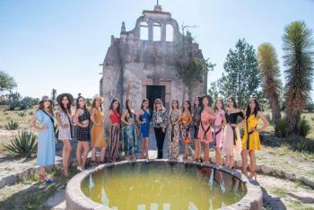 Municipio de Soledad en SLP, brilla en el Miss Earth 2020