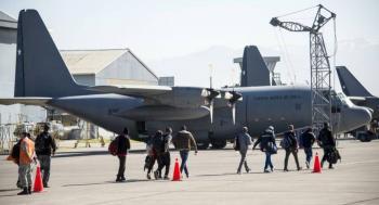 En Chile, desaparece avión con 38 personas a bordo