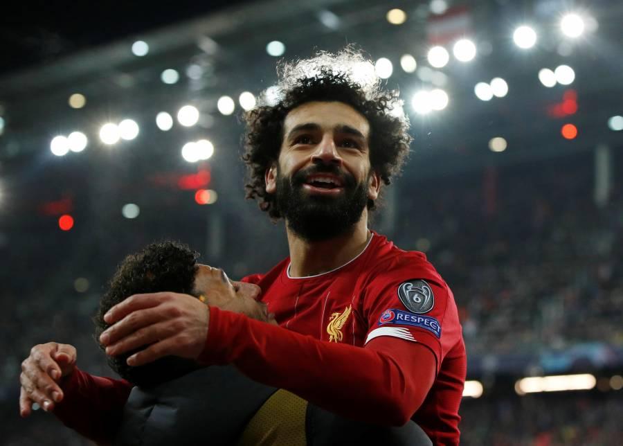 Liverpool cumple ante el Salzburgo y se mete a octavos