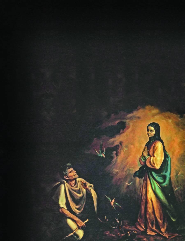 """""""Yo soy la perfecta siempre Virgen Santa María""""; Por Don Antonio Valeriano (1529-1605)"""