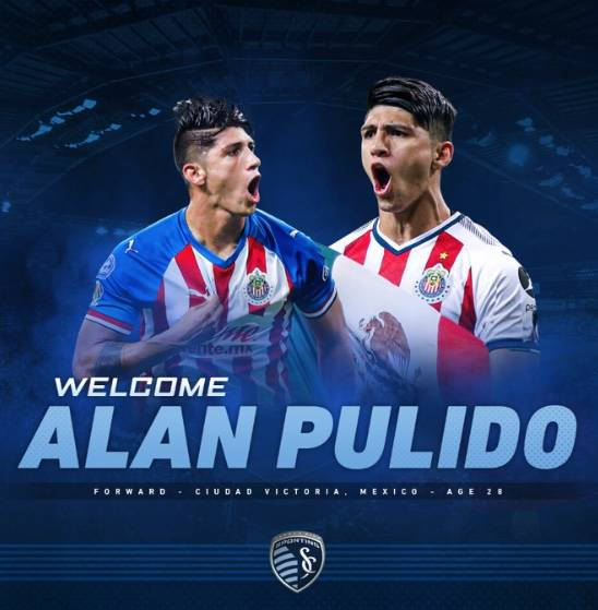 Alan Pulido ficha por el Sporting Kansas City