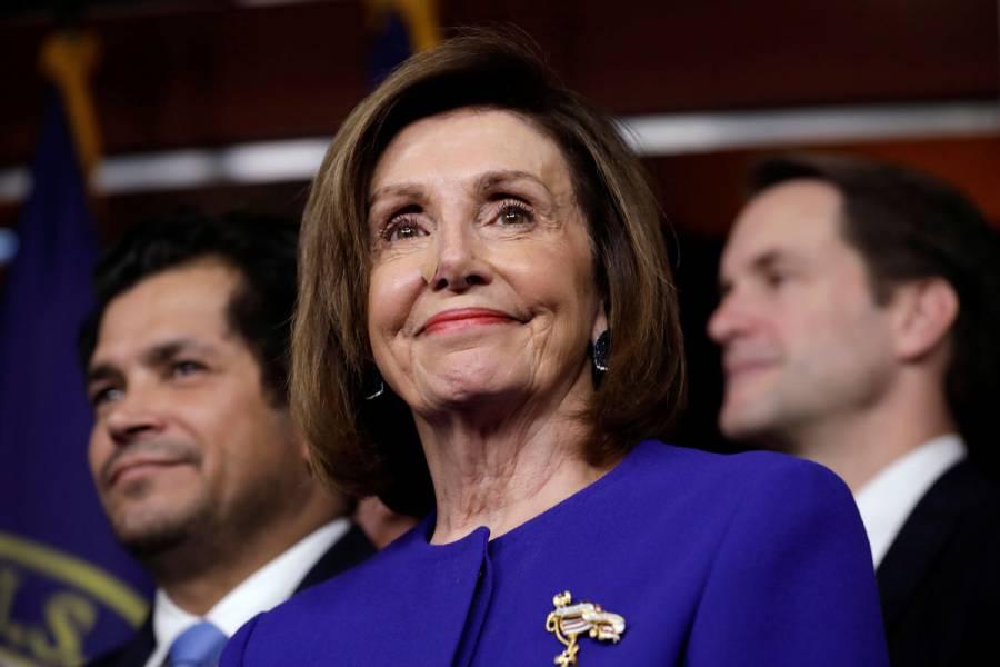 Anuncia Pelosi fin de negociaciones del T-MEC