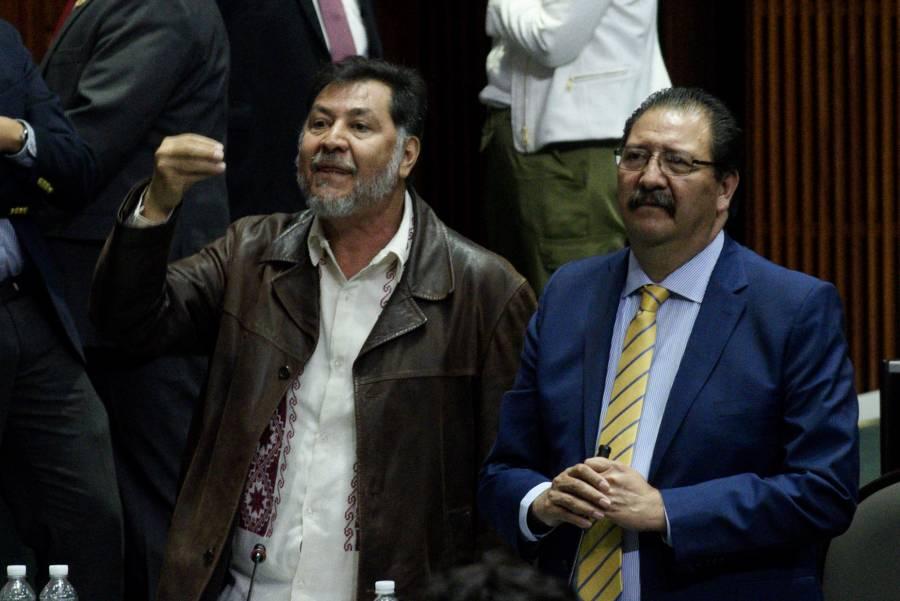 La FGR debe actuar en consecuencia con la detención de García Luna: Fernández Noroña