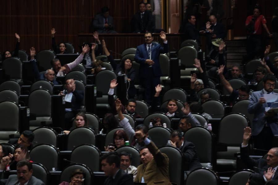 Diputados aprueban Ley de Amnistía
