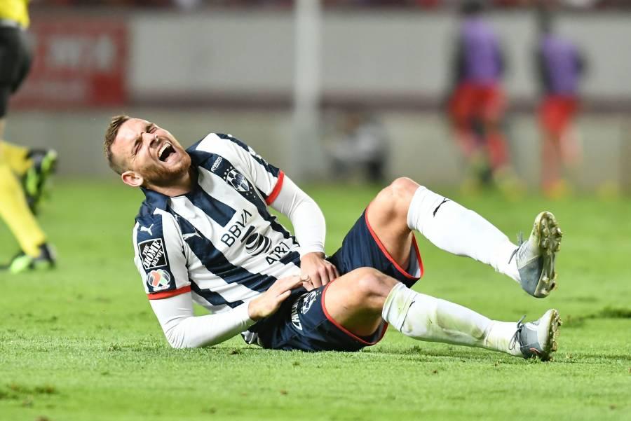 Vincent Janssen se rompe a tres días del Mundial de Clubes
