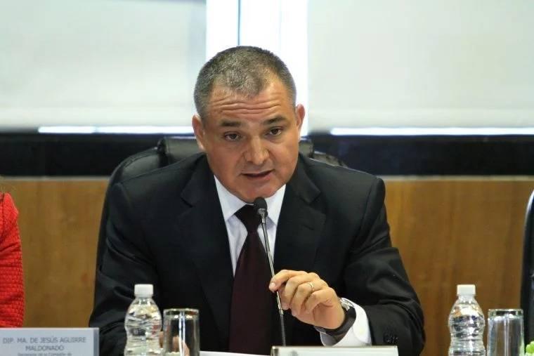 Fijan audiencia de detención para Genaro García Luna el 17 de diciembre