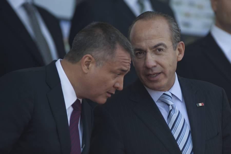 Desconozco detalles sobre la captura de Genaro García Luna: Felipe Calderón