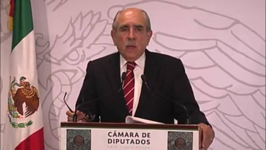 Recibió la Sección Instructora la comparecencia de Rosario Robles de manera escrita: Pablo Gómez