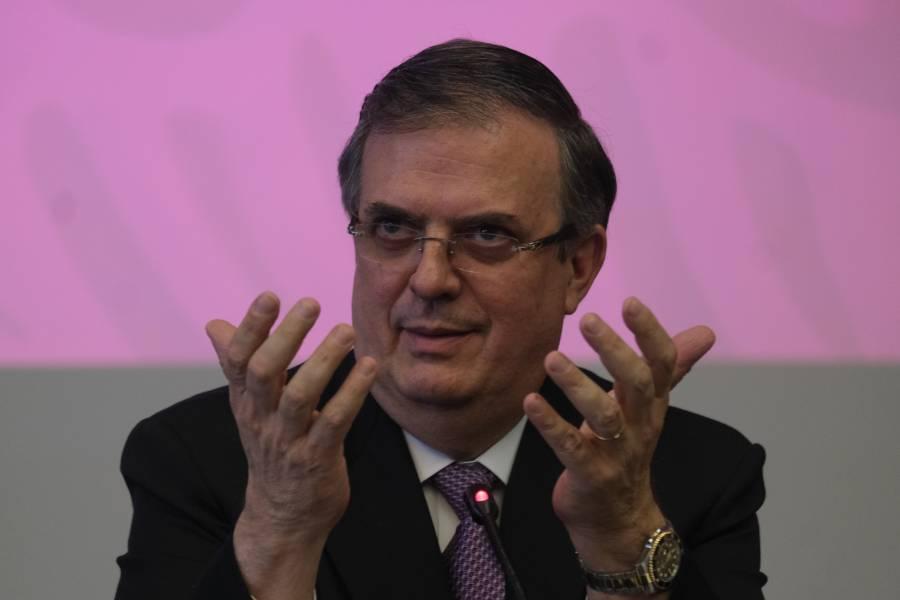 Misión cumplida, dice Ebrard por T-MEC; espera ratificación