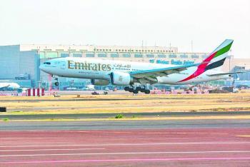 Emirates Airlines, abierta a operar en Santa Lucía