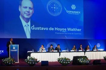 Coparmex critica adenda del T-MEC