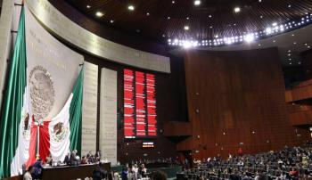 Cámara de Diputados vota en contra minuta de fuero