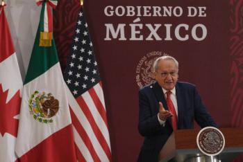 Con T-MEC, México encauza legalmente diferencias con EUA y Canadá: Seade