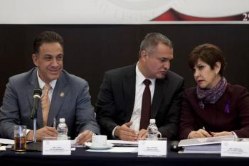 Subsecretario de Segob no ve novedad en el caso García Luna
