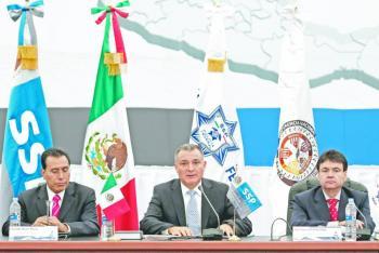 Cae García Luna en EU y México va por su extradición