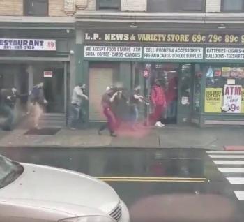 Autoridades reportan tiroteo en Nueva Jersey