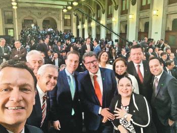 Piden validar los cambiosdel tratado en el Senado