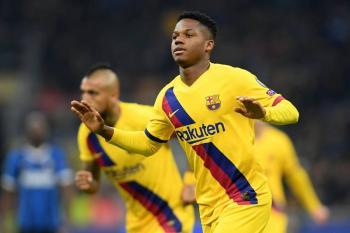 Barcelona manda al Inter a la Europa League
