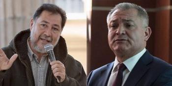 La corrupción de García Luna, según Fernández Noroña