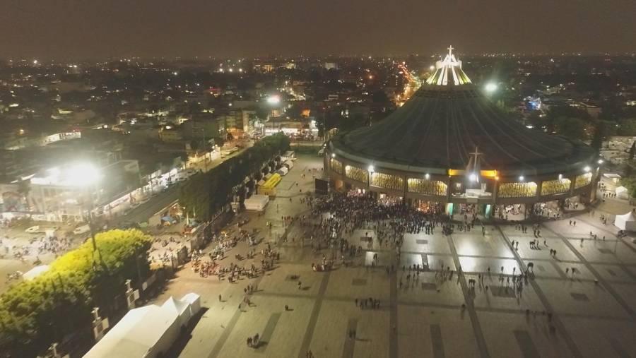Más de 2 millones de feligreses han arribado a la Basílica