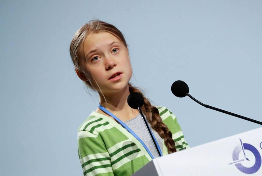 Greta Thunberg es nombrada Persona del Año por la revista Time