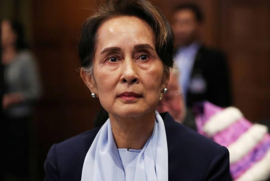 La Nobel Suu Kyi se defiende de acusaciones de genocidio
