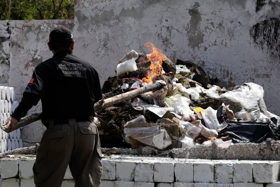 CDMX, Estado de México y Veracruz, con el mayor número de delitos